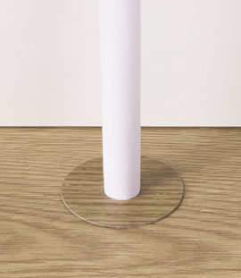 Laminate Pipe Covers