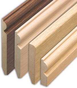 Laminate Skirting Board And Architrave